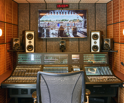 Spiritland Productions Puts System T at the Heart of Its New Entertainment OB Vehicle