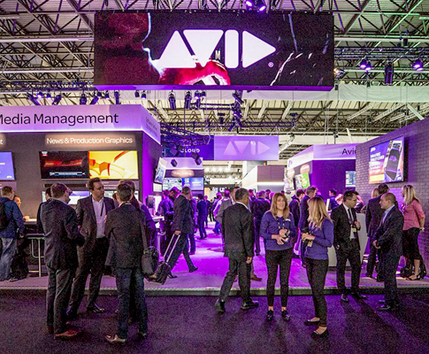 ​Avid Delivers Major Innovations Across the IBC Show for Media Enterprises, Production Teams and Creative Professionals
